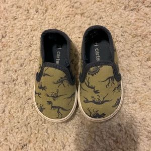 Baby Boy Dino Shoes